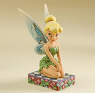 A Pixie Delight-Tinker Bell Personality Pose Figurine